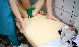 Beautiful white women and gynecologist (38)