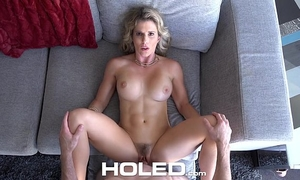 Holed - virgin chap anal bonks breasty stepmom cory pursue