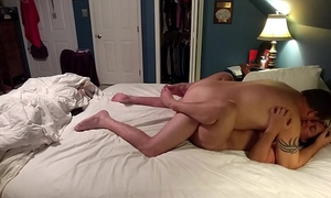 Amateur black cock sluts receives fur pie pampered during late night rendezvous