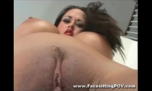 Best of facesitting pov 11 part two