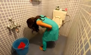 Indian holding and peeing - pissing porn at thisvid tube