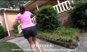 Mwu movies presents kaylynn and dj's videodiary