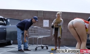 Digitalplayground - broke college two movie 4 trisha parks and preston parker